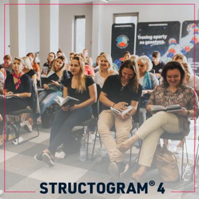 STRUCTOGRAM® 4: Klucz do przywództwa i budowania zespołu
