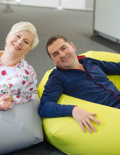 Ania Urbańska i Paweł Jarząbek sesja