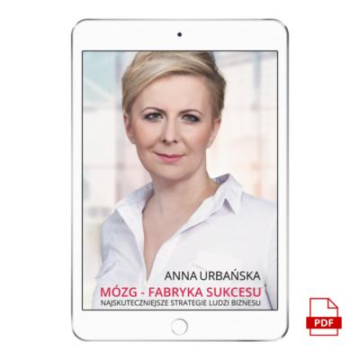 E-BOOK | Mózg - Fabryka Sukcesu | Anna Urbańska